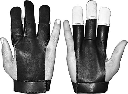 UNIVERSE ARCHERY Leather Archery Gloves
