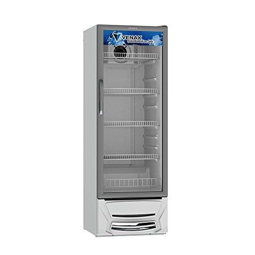 Expositora De Bebidas VV 300 Litros Branca 220 V - Venax