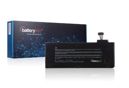 Batterytec® Batterie d'ordinateur Portable Compatible avec Apple MacBook Pro 13 \