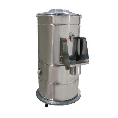 FMA Omcan Food Machinery (DB10) Electric Potato & Vegetable Peeler 440lb/hr