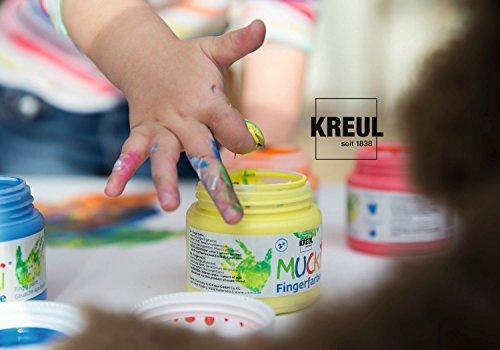 Fingerfarbe ab 2 Jahren - 4