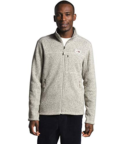 The North Face Men's Gordon Lyons Full Zip, Granite Bluff Tan Heather, XL