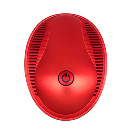Purificateur d'air Purificateur d'air Purificateur Générateur d'ions pour bureau de voiture avec ports de charge USB Inutile de changer le filtre Supprimer allergies Poussière et germes