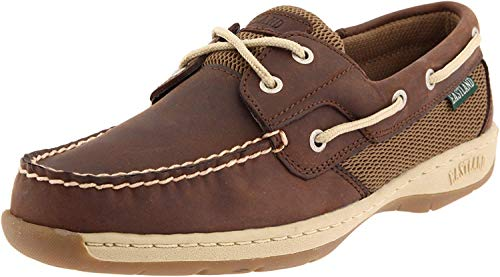 Eastland womens SOLSTICE BOMBER BROWN 8 M