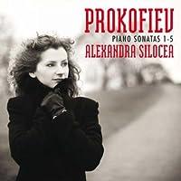 Piano Sonatas 1-5 by Prokofiev (2011-04-12)