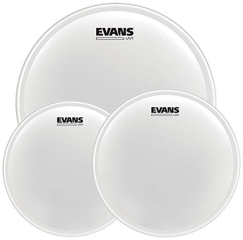 Evans UV1. Pack fusión rugoso 10