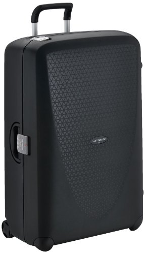 Samsonite Termo Young Upright X-Large Suitcase Luggage, 82 cm, 120 Litre, Black (Black)
