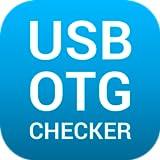 USB チェッカーの互換性 ✔ OTG Checker