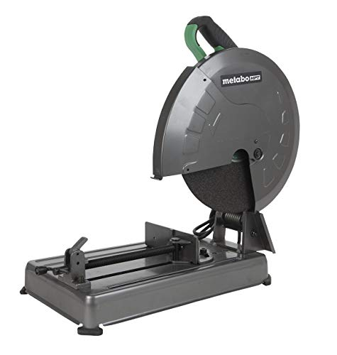 Metabo HPT Metal Chop Saw, 14' Cut-off Wheel, Portable and Lightweight,...