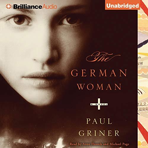 The German Woman audiobook cover art