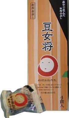 カクキュー 即席赤出し 豆女将(まめおかみ) 豆腐 4食入