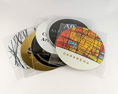 The Original Wine Disc - Custom Printed (6)