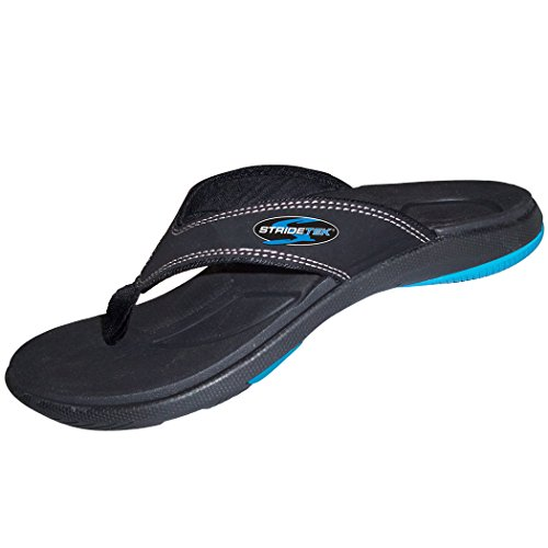 Stridetek Flipthotics Orthotic Sandals