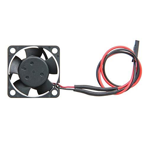 Accessori per stampanti 3D LGMIN 12V Ventola assiale, Dimensione: 40x40x10mm Nuovo Prodotto