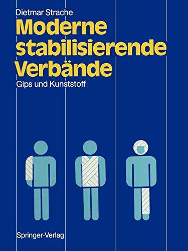 Moderne Stabilisierende Verbände: Gips Und Kunststoff
