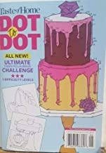 Taste of Home Dot to Dot Magazine 2019 Train Your Brain Challenge CAKE