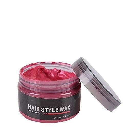 Haarwachs, Farbe 120 g, für Haarfärbemittel, Einweg-Haarwachs (#07)
