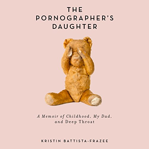 The Pornographer's Daughter audiobook cover art
