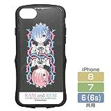 Re:ゼロから始める異世界生活 レム&ラム TPUバンパー iPhoneケース [6・7・8]