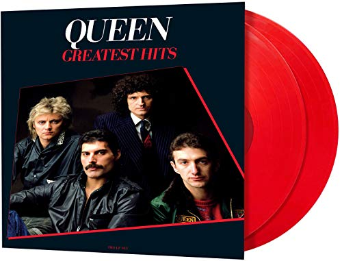 Greatest Hits (Double Red Vinyl Album) - Limited Edition