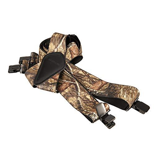 Carhartt Rugged Flex Camo Suspender, Mossy Oak Break-Up Camo, One Size