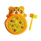 1pc Los primeros juguetes educativos juguetes de percusión Whack a Mole juego de arcada de tigre de...