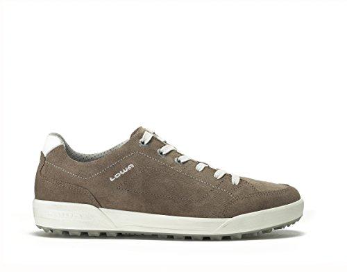 Lowa Herren Sneaker/Reiseschuhe Palermo Stein - stein - 41EU