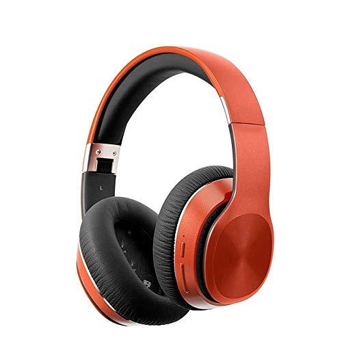 LG Snow Auricular Inalámbrico Bluetooth Headset Música Subwoofer Gaming Headset, Dual Auriculares con Cancelación De Ruido Ordenador Teléfono Todo Incluido Tendencia Deportes Auricular Bluetooth 4.1