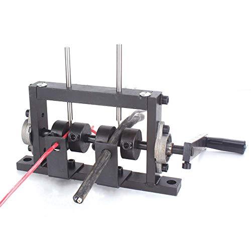KKmoon Máquina de Pelacable Manual Taladro eléctrico manual Máquina Peladora de Cables...