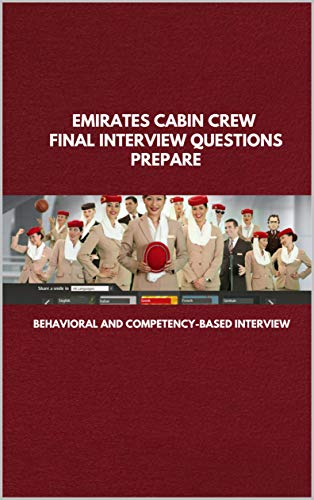 Emirates Final Interviews Questions-Prepare: 150 Questions blank answer (English Edition)