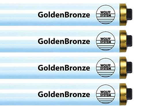 Wolff System GoldenBronze F73T12 HO 100W RDC Tanning Bulbs