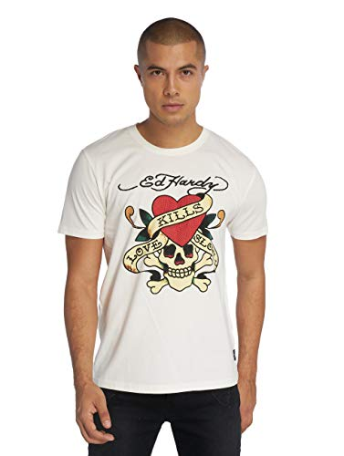 Ed Hardy Hombres Camisetas Love