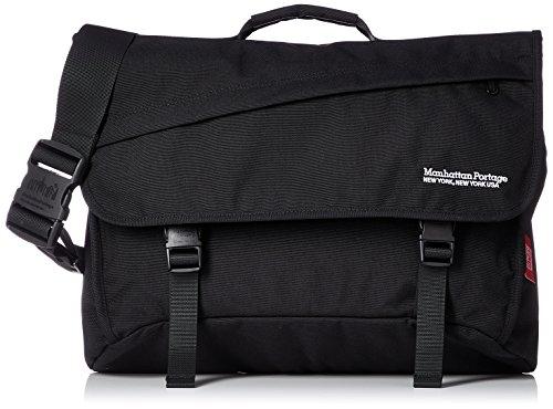 [マンハッタンポーテージ] 正規品【公式】Van Wyck Messenger Bag メッセンジャーバッグ MP1691 Black