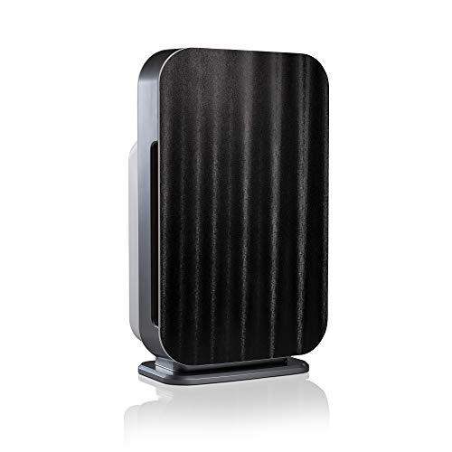 Alen BreatheSmart Flex Air Purifier for Bedrooms & Living Rooms - HEPA Filter for Allergies & Dust - 700 sqft - Safari Black