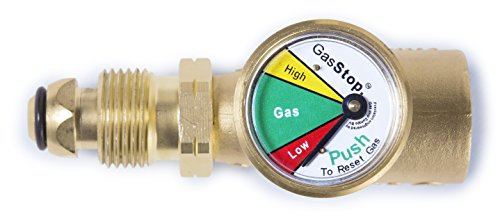 GasStop Gas Valve