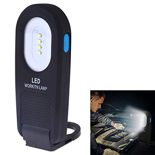 Bureaulamp usb light Computer W554 Instelbare USB opladen Magneet LED werklamp met haak boek licht leeslamp