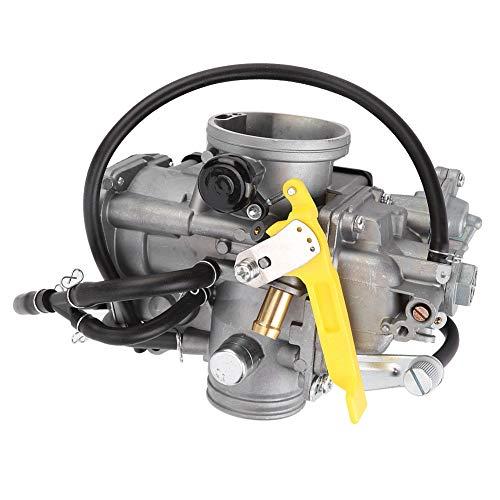 BLLBOO Carburador Apto para TRX400-montaje de carburador de Metal, Ajuste de Repuesto para TRX400 Ex 400x Sportrax 99-14