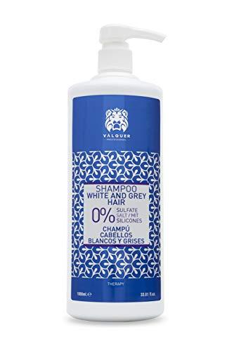 Válquer shampoo voor wit en grijs haar - 1.000 ml