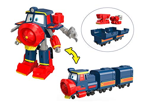 Robot Trains - Figura transformable Victor con Accesorios