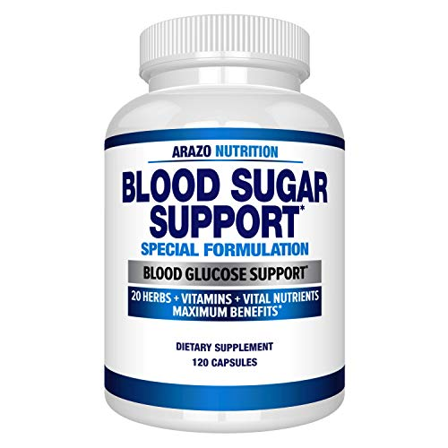 powerful Dietary Supplements to Maintain Blood Sugar – 20 Herbs and Multivitamins That Use Alpha to Control Blood Sugar…