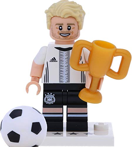LEGO 71014 Minifigur - DFB - Die Mannschaft: #9 André Schürrle mit Pokal