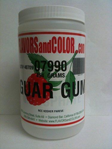 Guar Gum 454 Grams