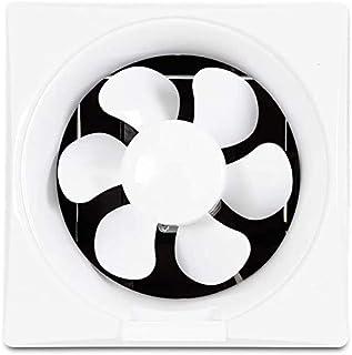 Ventilador de aire de 220 V / 200 mm, silencioso 47Db, IPX2, para cuarto de baño, cocina, almacenes, restaurantes, garajes (8 pulgadas / 200 mm, 30 W, 450 m3 / h)