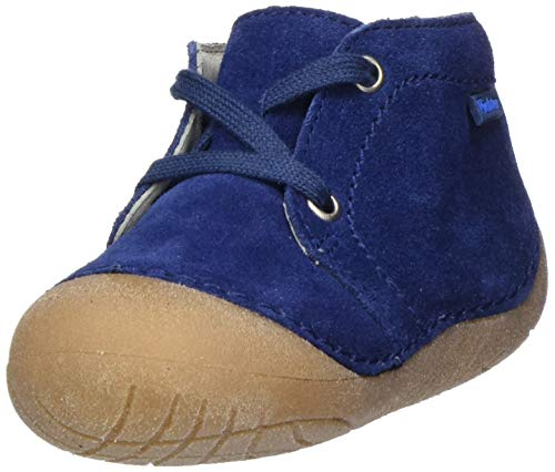 Richter Kinderschuhe Jungen Richie Sneaker, Blau (Nautical 6820), 22 EU