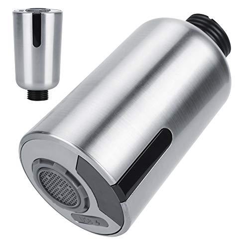 Jingyig Cabezal rociador de Grifo, aireador de Grifo, Drenaje a través de inducción infrarroja, Piezas de Grifo, para Sensor de Agua, Pieza de Grifo, Grifo de Cocina, Cocina casera,