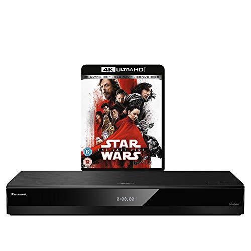 Panasonic DP-UB820 MULTIREGION for DVD Blu-ray Player Bundle with Star Wars The...