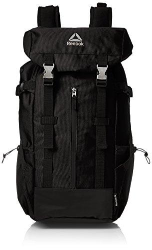 [リーボック] リュック メンズ レディース リュックサック 大容量 カジュアル スポーツ ブランド 32l a4 a3サイズ 通学 通勤 旅行 軽量 ロゴ 黒 ブラック ARB1004 F