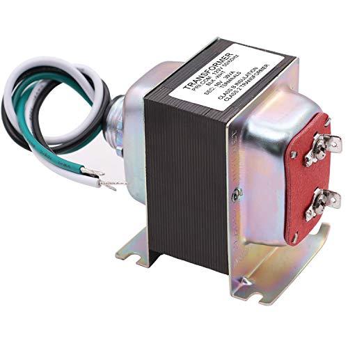 16V 30VA Doorbell Transformer Compatible with Ring Video Doorbell Pro, Nest Hello Doorbell Hardwired Door Chime Transformer (16V 30VA)