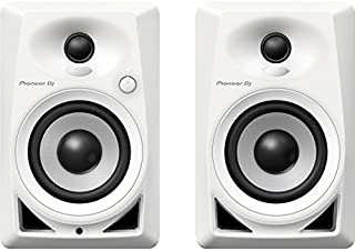 Pioneer 4 inches active monitor speakers DM-40-W (white)