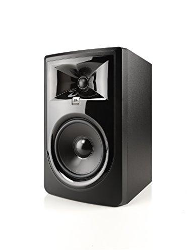 """JBL 306P MKII Monitor Estudio Biamplificado 6"""", Negro"""